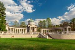 Μουσείο-κτήμα Arkhangelskoye Μόσχα Στοκ Εικόνες