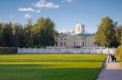 Μουσείο-κτήμα Arkhangelskoye Στοκ φωτογραφίες με δικαίωμα ελεύθερης χρήσης