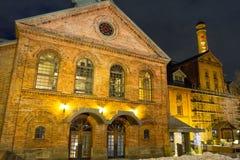 Μουσείο μπύρας Sapporo Στοκ εικόνες με δικαίωμα ελεύθερης χρήσης