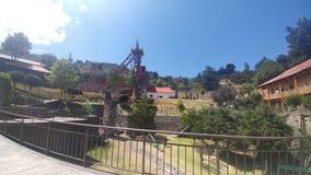 Μουσείο ορυχείου στοκ φωτογραφίες