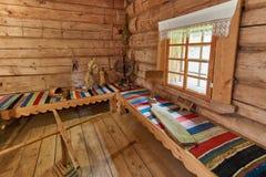 μουσείο Ουκρανία αρχιτεκτονικής lviv ξύλινη Στοκ Φωτογραφίες