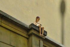 Μουσείο παιχνιδιών, Πράγα, Δημοκρατία της Τσεχίας Στοκ φωτογραφίες με δικαίωμα ελεύθερης χρήσης
