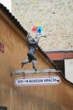 Μουσείο παιχνιδιών Στοκ φωτογραφία με δικαίωμα ελεύθερης χρήσης