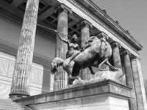 μουσείο παλαιό Στοκ Εικόνες