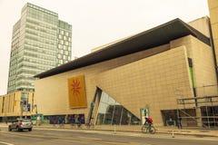 Μουσείο παπουτσιών Bata στο Τορόντο, Καναδάς Στοκ Εικόνες