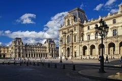 μουσείο Παρίσι ανοιγμάτω Στοκ Εικόνες