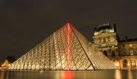 μουσείο Παρίσι ανοιγμάτω Στοκ Φωτογραφίες