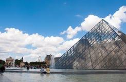 μουσείο Παρίσι ανοιγμάτω Στοκ φωτογραφία με δικαίωμα ελεύθερης χρήσης