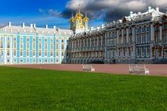 μουσείο Πετρούπολη Ρωσί στοκ εικόνα με δικαίωμα ελεύθερης χρήσης