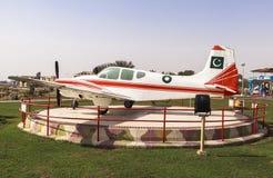 Μουσείο Πολεμικής Αεροπορίας του Πακιστάν στο Καράτσι Στοκ εικόνα με δικαίωμα ελεύθερης χρήσης