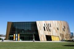 Μουσείο πολιτικών δικαιωμάτων, Ατλάντα, GA Στοκ φωτογραφία με δικαίωμα ελεύθερης χρήσης