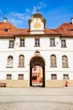 Μουσείο πόλεων Fussen, Γερμανία στοκ φωτογραφίες