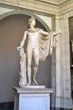 Μουσείο πόλεων του Βατικανού Στοκ φωτογραφίες με δικαίωμα ελεύθερης χρήσης
