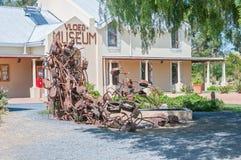 Μουσείο πλημμυρών σε Laingsburg Στοκ Εικόνες