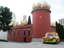μουσείο Σαλβαδόρ Ισπανία dali Στοκ Εικόνα