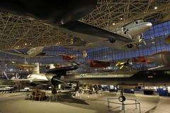 μουσείο Σιάτλ πτήσης Στοκ Φωτογραφίες