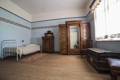 Μουσείο σπιτιών σε Kolmanskop, Ναμίμπια Στοκ εικόνα με δικαίωμα ελεύθερης χρήσης
