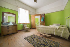 Μουσείο σπιτιών σε Kolmanskop, Ναμίμπια Στοκ Φωτογραφίες