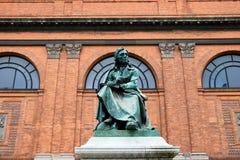 Μουσείο στην Κοπεγχάγη Δανία Στοκ φωτογραφίες με δικαίωμα ελεύθερης χρήσης