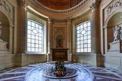 Μουσείο στρατού - Παρίσι, Γαλλία Στοκ εικόνες με δικαίωμα ελεύθερης χρήσης