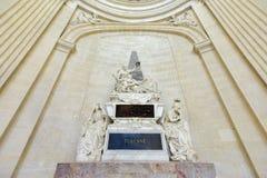 Μουσείο στρατού - Παρίσι, Γαλλία Στοκ εικόνα με δικαίωμα ελεύθερης χρήσης