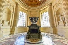 Μουσείο στρατού - Παρίσι, Γαλλία Στοκ φωτογραφία με δικαίωμα ελεύθερης χρήσης
