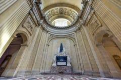 Μουσείο στρατού - Παρίσι, Γαλλία Στοκ Φωτογραφίες
