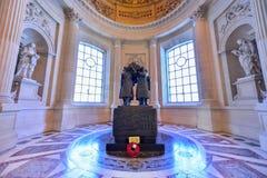 Μουσείο στρατού - Παρίσι, Γαλλία Στοκ Φωτογραφία