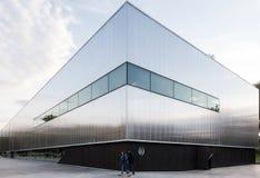 Μουσείο Σύγχρονης Τέχνης γκαράζ Στοκ Φωτογραφίες