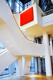 Μουσείο Σύγχρονης Τέχνης του ιδρύματος της Louis Vuitton Στοκ φωτογραφίες με δικαίωμα ελεύθερης χρήσης