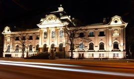 Μουσείο Τέχνης Ρήγα Στοκ φωτογραφία με δικαίωμα ελεύθερης χρήσης