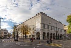 Μουσείο Τέχνης στη Βασιλεία, Ελβετία στοκ φωτογραφίες με δικαίωμα ελεύθερης χρήσης