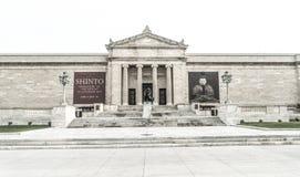 Μουσείο Τέχνης του Κλίβελαντ στοκ εικόνες