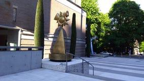 Μουσείο Τέχνης του Πόρτλαντ Στοκ Φωτογραφίες