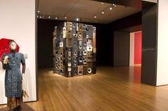 Μουσείο Τέχνης του Σιάτλ Στοκ Φωτογραφίες