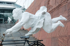 Μουσείο Τέχνης Στοκ Φωτογραφίες