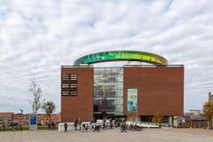Μουσείο Τέχνης Aros στο Ώρχους, Δανία Στοκ φωτογραφία με δικαίωμα ελεύθερης χρήσης