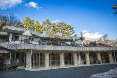 Μουσείο Τέχνης Kubota Itchiku στοκ φωτογραφία με δικαίωμα ελεύθερης χρήσης