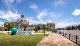 Μουσείο Τέχνης Tigre Museo de Arte Tigre - ΧΑΛΙ - Tigre, Μπουένος Άιρες, Αργεντινή Στοκ Εικόνες