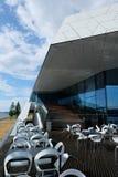 Μουσείο ταινιών ματιών Στοκ φωτογραφία με δικαίωμα ελεύθερης χρήσης