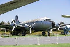 Μουσείο της αεροπορίας στη Ιστανμπούλ Στοκ Φωτογραφίες