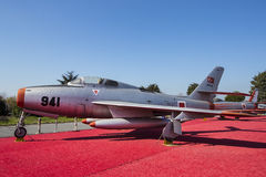 Μουσείο της αεροπορίας στη Ιστανμπούλ Στοκ εικόνα με δικαίωμα ελεύθερης χρήσης