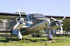 Μουσείο της αεροπορίας στη Ιστανμπούλ Στοκ Εικόνα