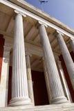 μουσείο της Αθήνας εθνι& Στοκ φωτογραφία με δικαίωμα ελεύθερης χρήσης