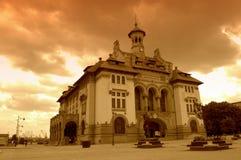 Μουσείο της εθνικής ιστορίας, Constanta Ρουμανία Στοκ Εικόνα