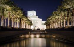 Μουσείο της ισλαμικής τέχνης σε Doha, Κατάρ στοκ φωτογραφίες