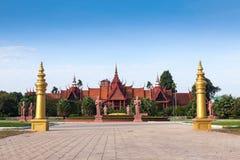 μουσείο της Καμπότζης ε&thet Στοκ εικόνες με δικαίωμα ελεύθερης χρήσης