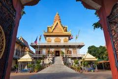 μουσείο της Καμπότζης ε&thet Στοκ Εικόνες