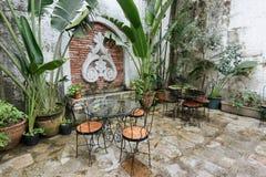 Μουσείο της Μανίλα Casa στη Μανίλα Φιλιππίνες Στοκ φωτογραφίες με δικαίωμα ελεύθερης χρήσης