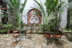 Μουσείο της Μανίλα Casa στη Μανίλα Φιλιππίνες Στοκ εικόνες με δικαίωμα ελεύθερης χρήσης
